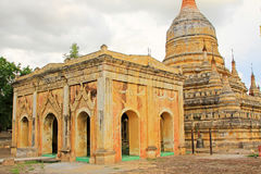 Hsu Taung Pyi Pagoda, Bagan Archaeological Zone, Myanmar Stockfotografie