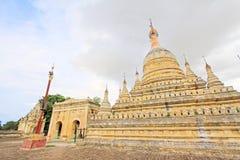 Hsu Taung Pyi Pagoda, Bagan Archaeological Zone, Myanmar Lizenzfreie Stockbilder