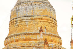 Hsu Taung Pyi Pagoda, Bagan Archaeological Zone, Myanmar Stockfotos
