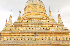 Hsu Taung Pyi Pagoda, Bagan Archaeological Zone, Myanmar Stockbild