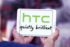Htc-Logo Lizenzfreies Stockbild