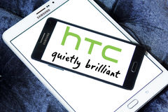 Htc logo Royalty Free Stock Images