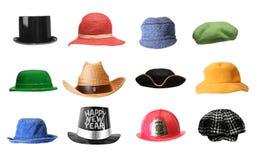 Hüte Lizenzfreie Stockfotos
