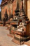 Htilominlo Pahto in Bagan Royalty Free Stock Photo