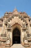 Htilominlo Templa, Bagan, Myanmar Fotografía de archivo libre de regalías