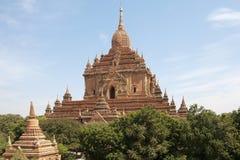 Htilominlo Templa, Bagan, Myanmar Foto de archivo libre de regalías