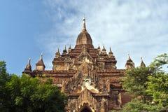 Htilominlo Temple, Bagan, Myanmar stock images
