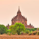 Htilominlo Temple in Bagan. Royalty Free Stock Photography
