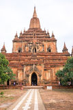 Htilominlo temple in Bagan, Myanmar Stock Photo
