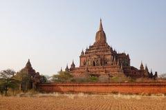 Htilominlo Temple in Bagan, Myanmar Royalty Free Stock Photo