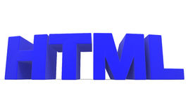 HTML Stock Photo