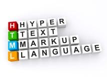 HTML Стоковые Изображения RF