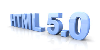 HTML 5.0 Stock Images