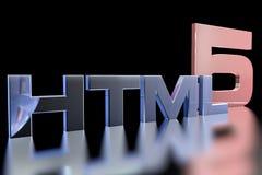 HTML 5 Royalty Free Stock Photos