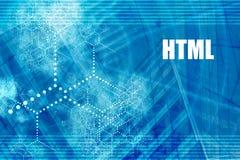 HTML Stock Image