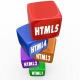 HTML5 Programming Language Online Website Code Development