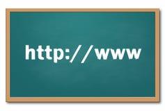 http万维网 免版税图库摄影