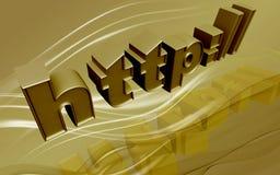 HTTP Fotografía de archivo libre de regalías