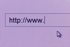 HTTP Στοκ εικόνα με δικαίωμα ελεύθερης χρήσης