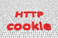 Http cookie Stock Image