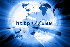 Http Layout 005 Royalty Free Stock Images