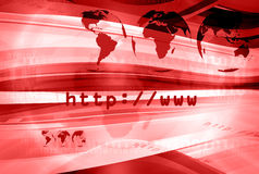 Http Layout 008 Stock Photo