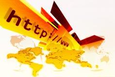 HTTP-Plan 001 Stockfotos