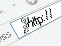 http ruch obrazy stock