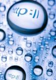 http-symboler Fotografering för Bildbyråer