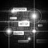 HTTP Stock Image