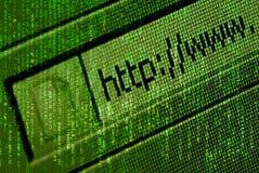 HTTP: //www. Fotografia Stock