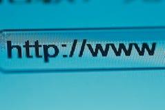 HTTP WWW Foto de archivo