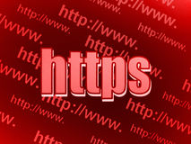 https background design Stock Photo