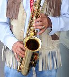 Https://www.dreamstime.com/stock-photography-man-work-image205552. Street musician in Boulder playing saxophone, Colorado Stock Photos