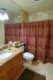 Huésped bathroom2 Foto de archivo