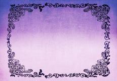 Huésped púrpura Fotografía de archivo libre de regalías