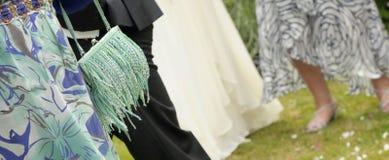 Huéspedes de la boda Fotos de archivo