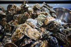 huîtres Photo libre de droits