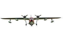 HU-16E信天翁海上飞机 库存图片