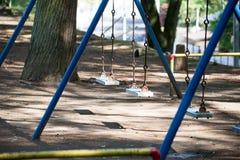 Hu?tawka w parku obrazy stock