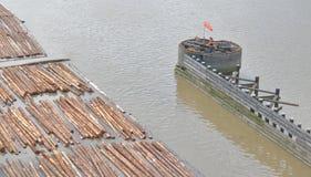 Huśtawkowego mosta utrzymanie i naprawa Obrazy Royalty Free