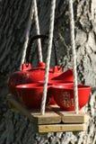 huśtawkowi teapots zdjęcia royalty free