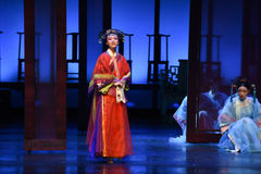 Hua Fei Empress-into the palace-Modern drama Empresses in the Palace Royalty Free Stock Photography