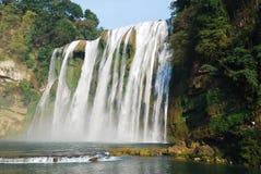 Hua Guo Shu waterfall. In Gui Zhou Province China Stock Photography