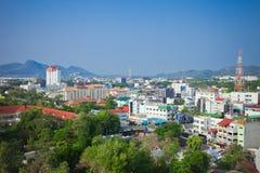 Hua hin της Ταϊλάνδης Στοκ Φωτογραφία