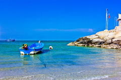 Hua hin beach Royalty Free Stock Image