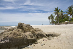 Hua Hin beach Royalty Free Stock Images