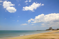 Hua Hin beach,Thailand Stock Photos