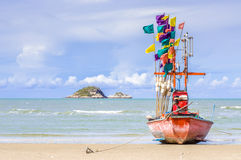 Hua Hin Beach Thailand Royalty Free Stock Photography