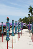 Hua-Hin beach, Thailand Stock Photos